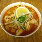 Singapore Curry Noodle Soup