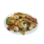 Hibachi Chicken & Shrimp
