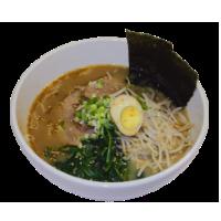 Pork Shoyu Romen Noodle