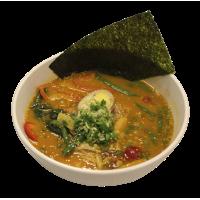 Spicy Kimchi Ramen Noodle